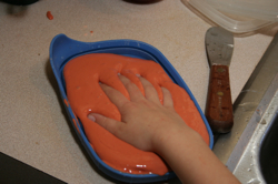 Wiggle Toes Mold