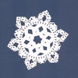 Doily Snowflake