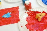 Heart In Paint