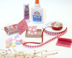 Love Box Supplies
