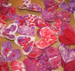 Printed-Hearts