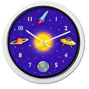 Olive Kids Clock