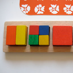 Wood Block Toy