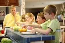 Family Dinner - Kid o info