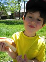 Hot Dogs at Lippitt Park