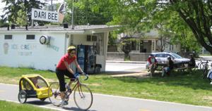Daibee Bike Path