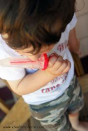 Popsicle on kid o info