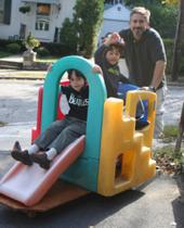 Soap Box Derby car for kid o info