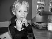 Sandwich on kid o info