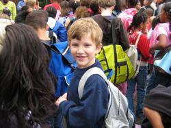 getting ready for school on kid o info