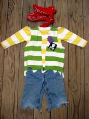 DIY Pirate Costume on kid o info
