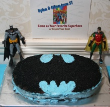Batman Cake on kid o info
