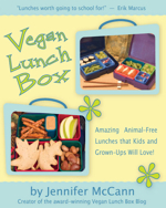 Book Cover, Veganlunchbox.Com