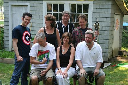 Local Joe's Backyard Band Rocks!