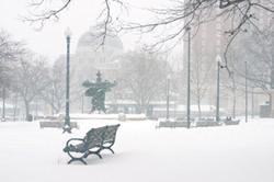 Providence Snowstorm