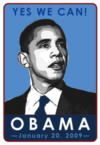 Make Your Own Obama T-Shirt