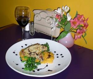 Garden Grille food