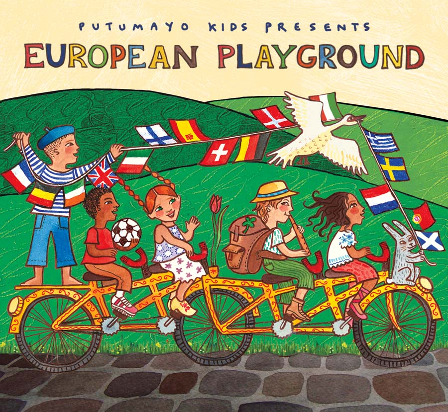 New Music for Kids: European Playground