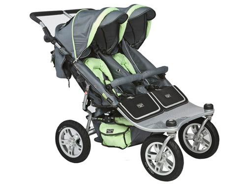 The Magic Number: The Valco Baby Tri-Mode Twin Rides with Two or Three