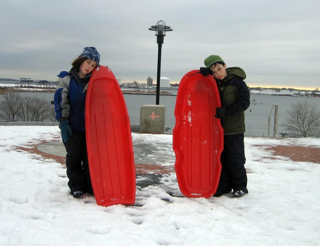 boys-sleds