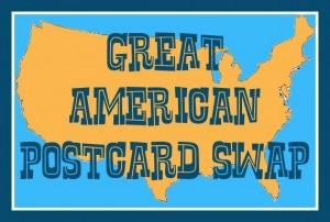 GAPS Great American Postcard Swap