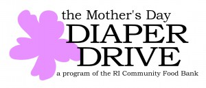 May 2011: Join the 3rd Annual Mother's Day Diaper Drive!