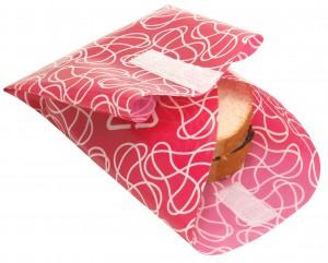 Magenta Kozy and Sandwich