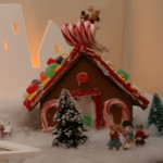 hack a gingerbread house