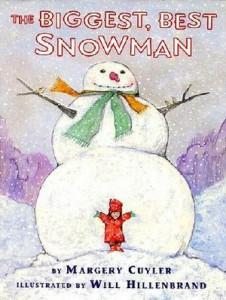 Biggest Best Snowman