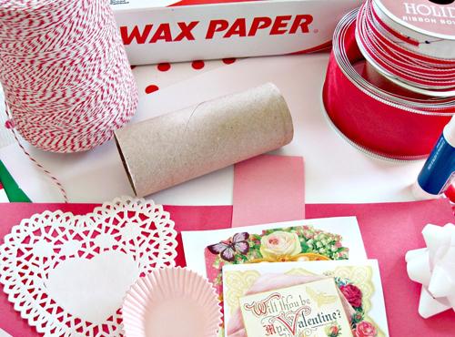 Valentine Crush Craft Supplies