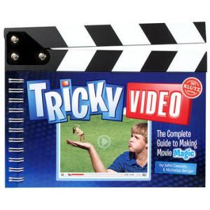 tricky video book