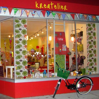 Kreatelier on Hope Street is a creative wonderland! See what's new plus a chance to win!