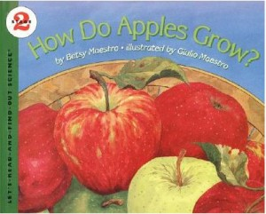 How Do Apples Grow book cover