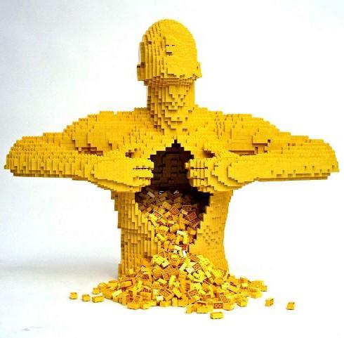 Yellow Brickman