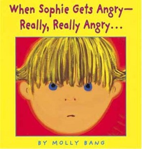 When Sophie Gets Angry book