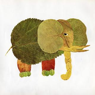 leaf-elephant