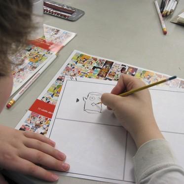 Afterschool Special: Make Comics! Workshops