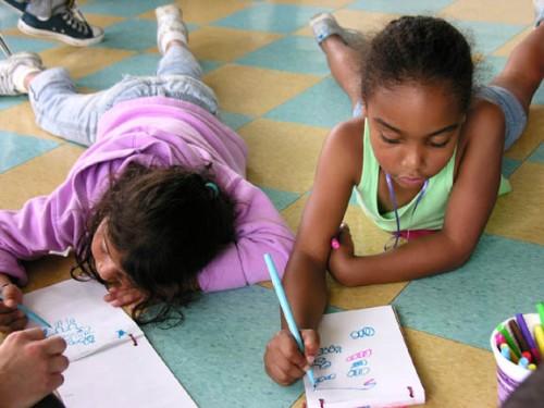 Kids drawing - PCM