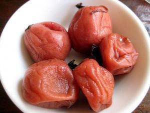 umeboshi-plum