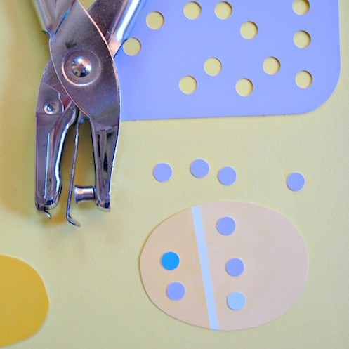 Springtime Projects with Paint Chips