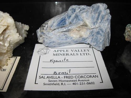 Kyanite Apple Valley Minerals