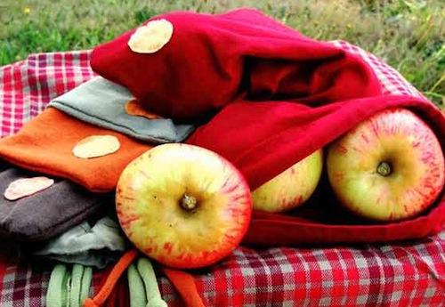 Apples-and-Sacks
