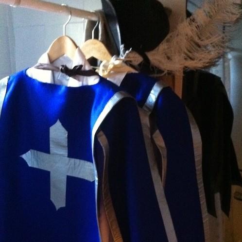 DIY: Three Musketeer Costume