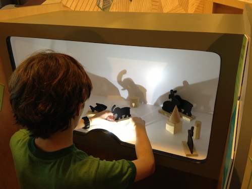 Providence Children's Museum: ThinkSapce