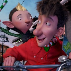 Arthur Christmas (Flack's Holiday Recommendation)