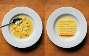 Alphabet soup: solved.