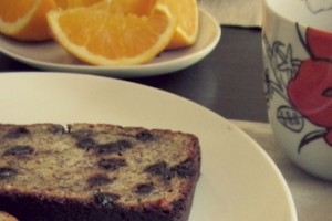 Baking Banana Bread with Kids