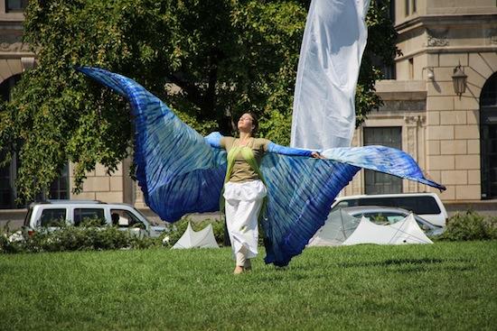 Celebration of Flight at the Detroit Institute of Art