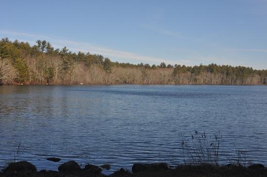 Breakheart Pond