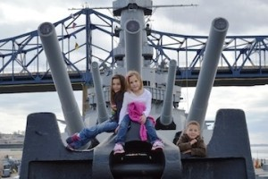 Kido Adventure: Battleship Cove